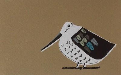 The Little Bird detail