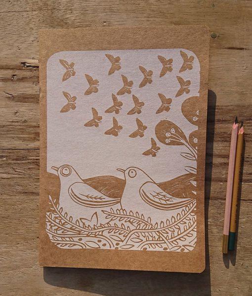 A4-white-sketchbook