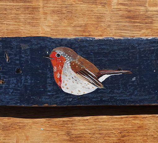 June-the-robin